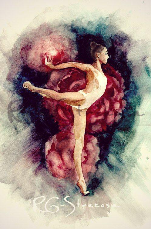 by RG Strekosa (Kseniya Semenchuk)