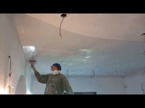 Come tinteggiare un soffitto - YouTube