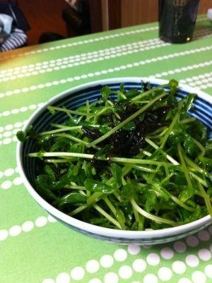 超簡単☆豆苗の美味しい食べ方 レシピ・作り方 by chietarin|楽天レシピ