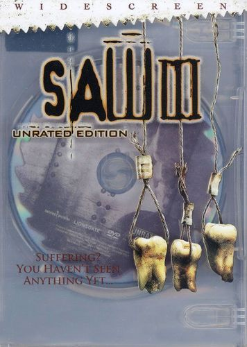 Saw III [Unrated] [WS] [DVD] [2006]
