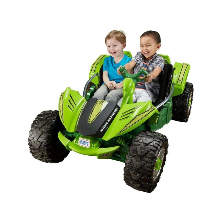 Ride On Kids To Drive Car Power Wheels Racer Children Extreme 12-Volt 2 Seater  #RideOnKids