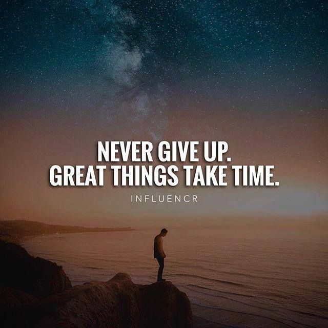 Never Giving Up Quotes: The 25+ Best Never Give Up Ideas On Pinterest