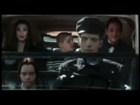 the addams family theme song youtube original - Who Wrote The Halloween Theme Song