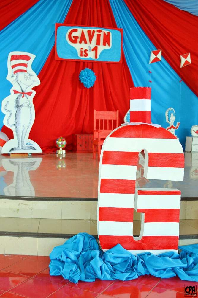 277 best Dr Seuss Party Ideas images on Pinterest Birthday party