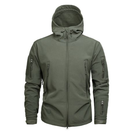 Men Military Jacket US Army Clothing Tactical Sharkskin Softshell Autu – WILLSTYLE
