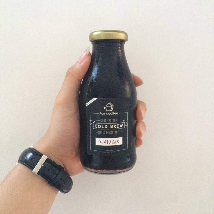 Today's drink. What's yours? #rumacoffee #coffee #coldbrew www.rumacoffee.com