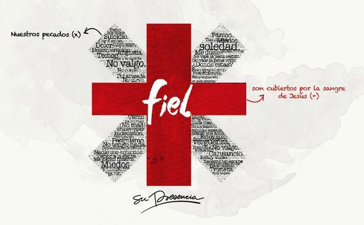 #Diosfiel porque siempre está conmigo