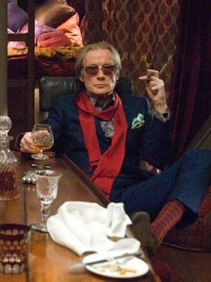 Bill Nighy, The Boat That Rocked