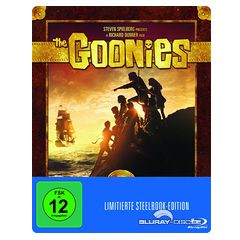Die Goonies - Limited Edition Steelbook Blu-ray