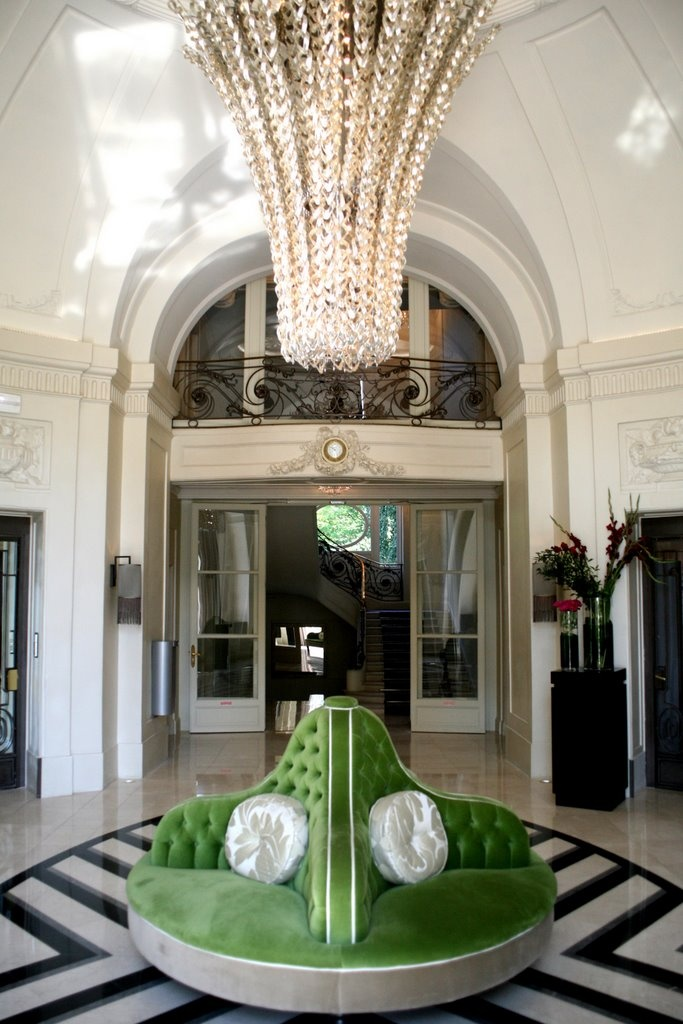 Hotel Hotel Foyer : I have always had an idea in my head that wanted home