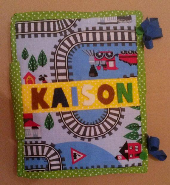 quiet book - cover