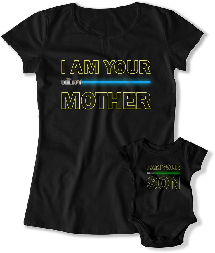 Matching Family Outfits https://teepinch.com/collections/matching-family-shirts I Am Your Mother / I Am Your Son Matching Set
