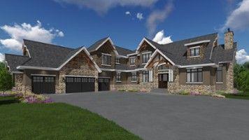 House designs - The Bridlewood - Boss Design Ltd. in Edmonton, AB