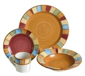 Serape - Southwestern Dinnerware from HF Coors. All made in America dinnerware for the home and restaurant.  Crafting beautiful, functional dinnerware.