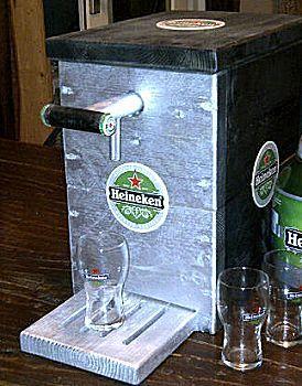 Sinterklaas surprise genaamd: Beertender