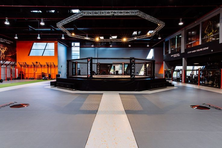 Small High Impact Decor Ideas: Best 25+ Mma Gym Ideas On Pinterest