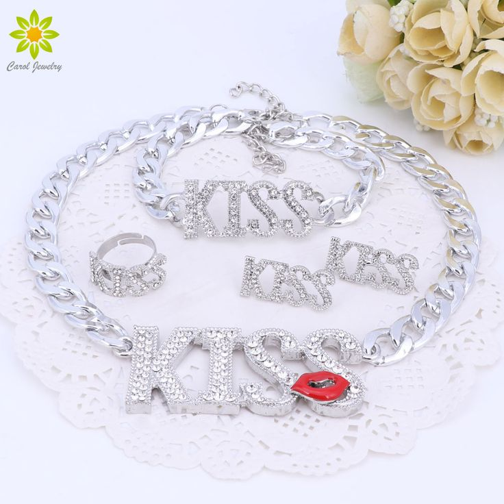Like and Share if you want this  Fashion Choker Letter Pendants Necklace For Women Cute Red Kiss Lips Silver Color Necklace Sets Fashion Jewelry Sets     Tag a friend who would love this!     FREE Shipping Worldwide     Buy one here---> http://jewelry-steals.com/products/fashion-choker-letter-pendants-necklace-for-women-cute-red-kiss-lips-silver-color-necklace-sets-fashion-jewelry-sets/    #cheap_red_bottom_shoes