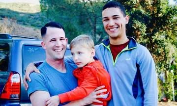 These Young Gay Dads Set An Example For Parenting A Child With Special Needs
