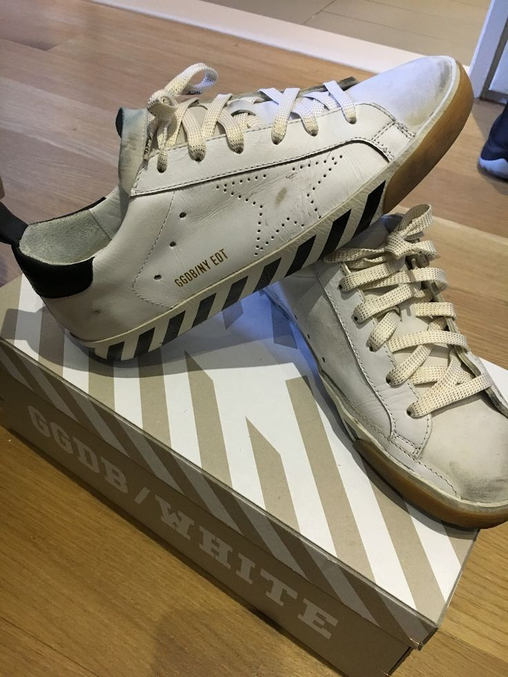 Golden Goose Deluxe Brand/Off White Golden Goose X Off White Nyc Limited  Sneaker 39