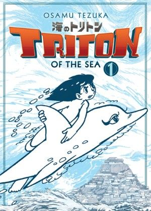 Triton of the Sea Graphic Novel 1