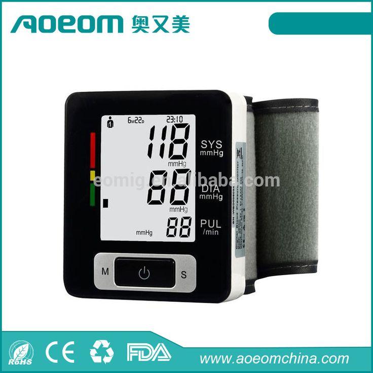 Aoeom Automatic Wrist Blood Pressure Meter