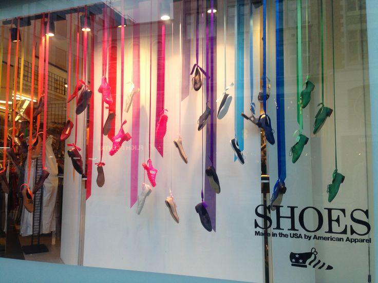Shopwindow, London