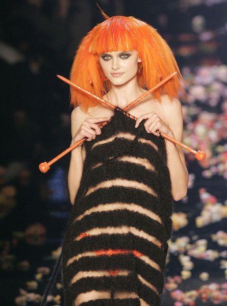 Et Sonia Rykiel inventa un pull qui faisait comme une seconde peau …