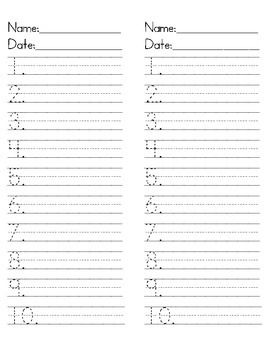 This paper can be cut in vertically to be used during weekly spelling tests. Page 1: Dotted line paper for primary grades. Page 2: Dotted line paper for primary grades. Page 3: Dotted line paper for primary grades. Page 4: Single line paper for upper grades. Page 5: Single line paper for upper grades. Page 6: Single line paper for upper grades. Page 7: Single line paper for upper grade...