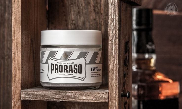 PRORASO Pre + After Shave Creme - 100 ml