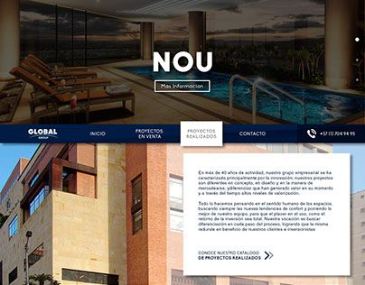 """Check out new work on my @Behance portfolio: """"Global Web design"""" http://be.net/gallery/32294161/Global-Web-design"""