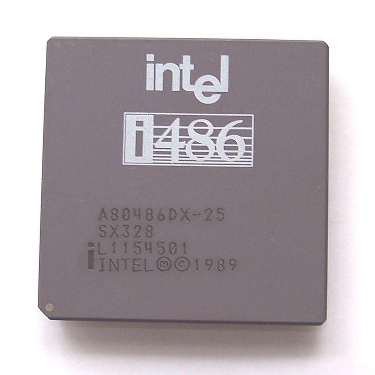 Intel 80486 25Mhz