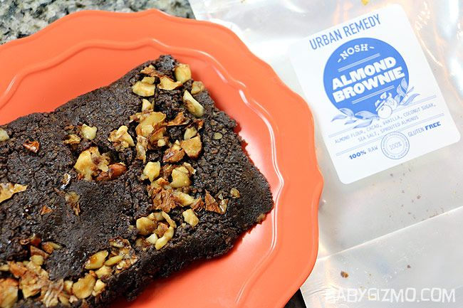 Urban Remedy (Almond Brownie) - Healthy Food Delivery with EXCLUSIVE coupon #urbanremedy #healthy #delivery