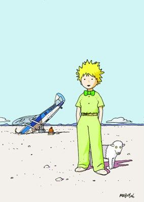 moebius' the little prince