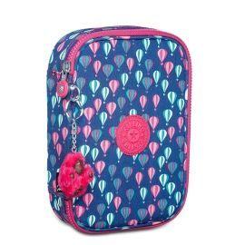56939ee46 Estojo 100 Pens Azul e Rosa Balloon PR Kipling   Bags in 2019 ...