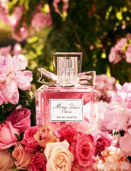 Fashion Inspiration: Miss Dior Cherie                                                                                                                                                     More