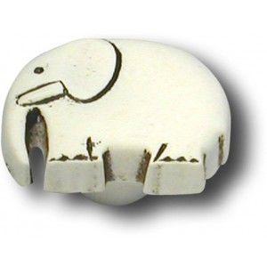 Bouton de meuble Eléphant