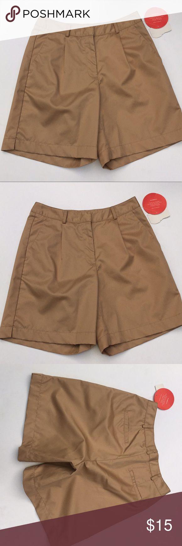 Liz Claiborne activewear shorts Liz Claiborne activewear wrinkle free women's shorts Liz Claiborne Shorts
