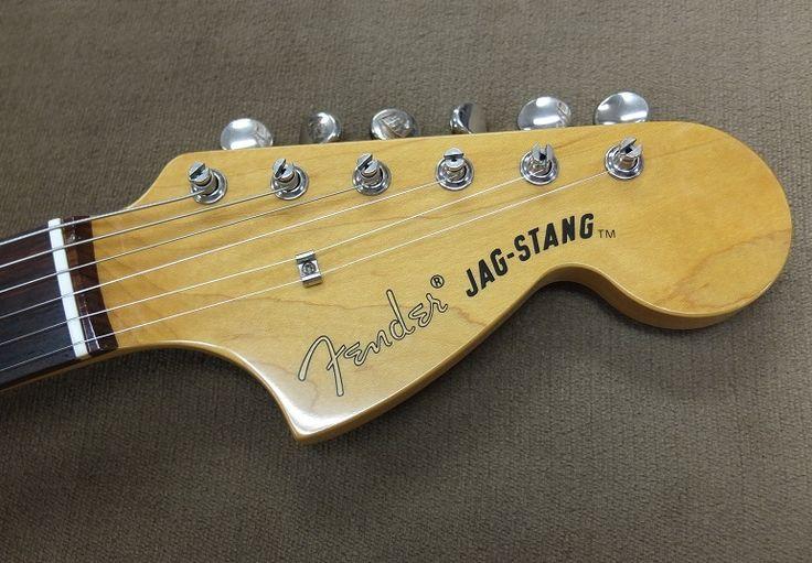 Fender Japan JT-95EX Jag-Stang(中古)【楽器検索デジマート】