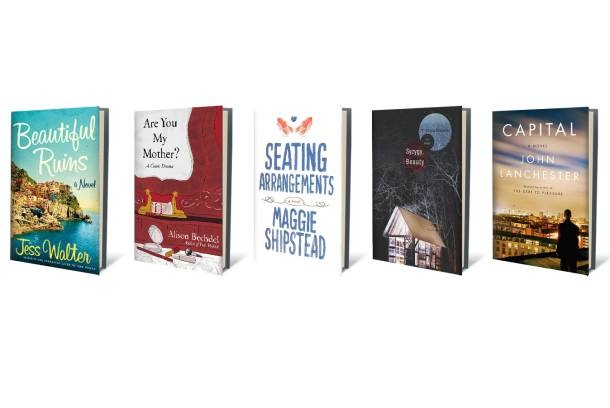 Summer's Almost Over, So Read One of These Twelve Books Already