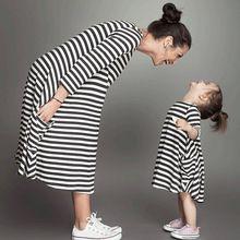 Nieuwe herfst meisje classic gestreepte losse katoenen kids kleding mode merk ontwerp meisjes kleding baby casual jurk voor meisjes(China (Mainland))