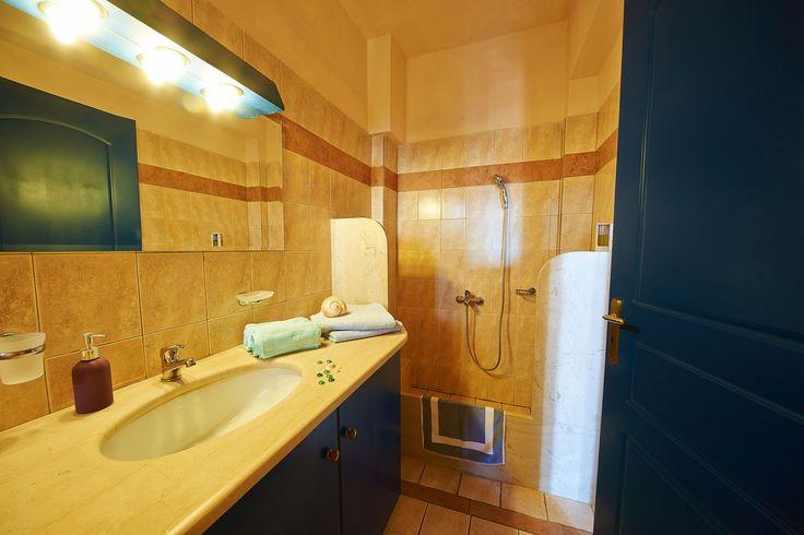 Villas Cavo Marathia Zakynthos - Turtle Island Sea View B - Bathroom