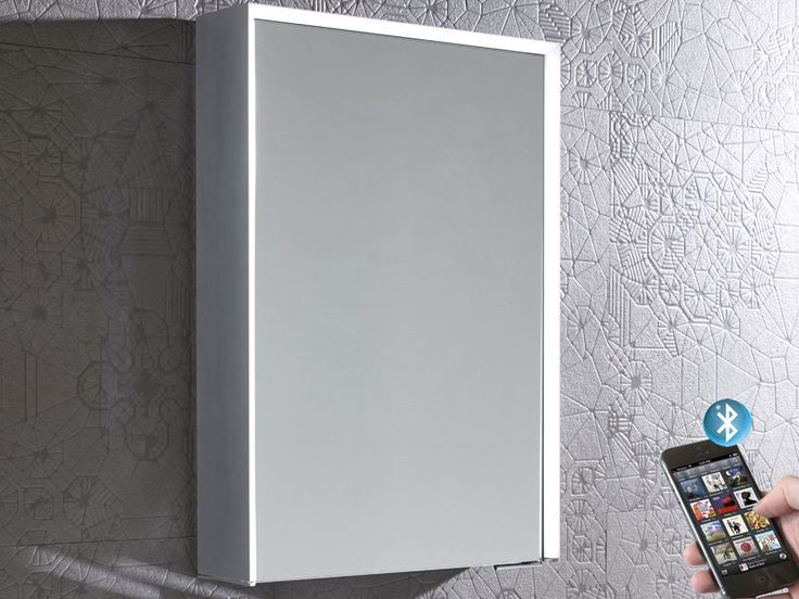 Roper Rhodes Beat Bluetooth Led Illuminated Bathroom Mirror 800mm: 11 Best Bathroom Audio Mirrors Images On Pinterest