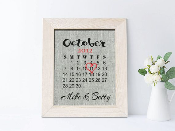 Linen Wedding Anniversary Gifts: Best 25+ 4th Anniversary Gifts Ideas On Pinterest