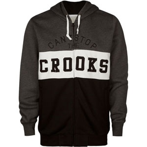 Crooks and Castles hoodie - You can find all your smoking accessories right here on Santa Monica #CrooksAndCastles #Teagardins #SmokeShop
