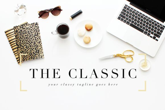 Check out The Classic Hero/Header Image Bundle by Design Love Shop on Creative Market