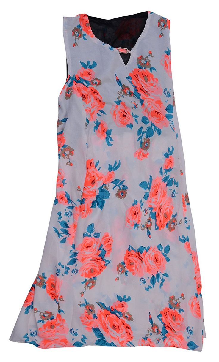 Alight #Women's #Dress (Multi-#Coloured, #Large)