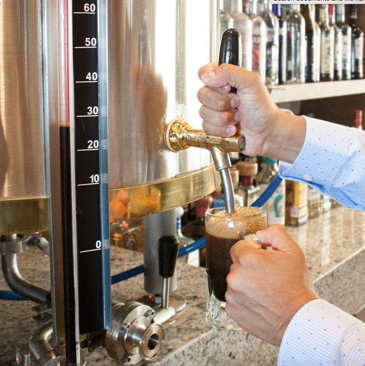 Meet the Brewmaster at Hyatt Ziva Cancun, Juan José Garcia