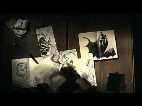 Batman tem um novo vilão: um desenhista?