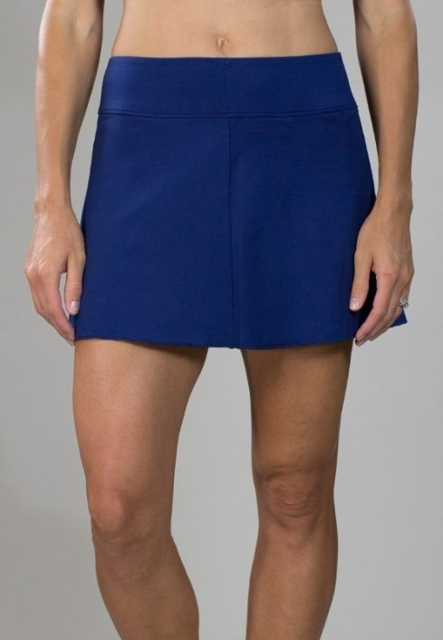 Check out our Limoncello/Napa (Blue Depth) JoFit Ladies & Plus Size Swing Tennis Skort! Find stylish women tennis apparel at #lorisgolfshoppe Click through to own this skort!