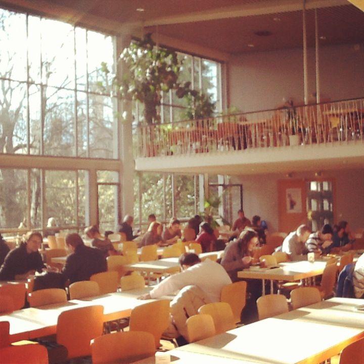 Uni Mensa.. Industrial Architecture